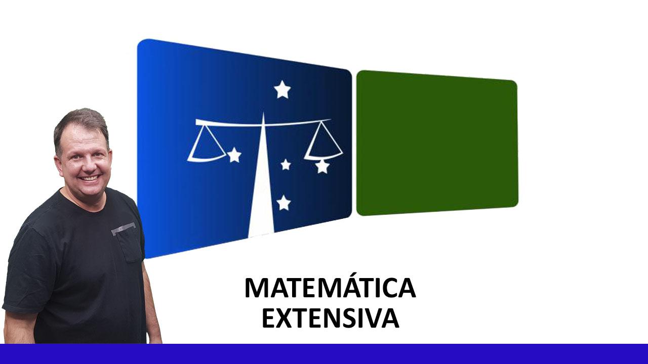 Matemática Extensiva para o TJ/PR