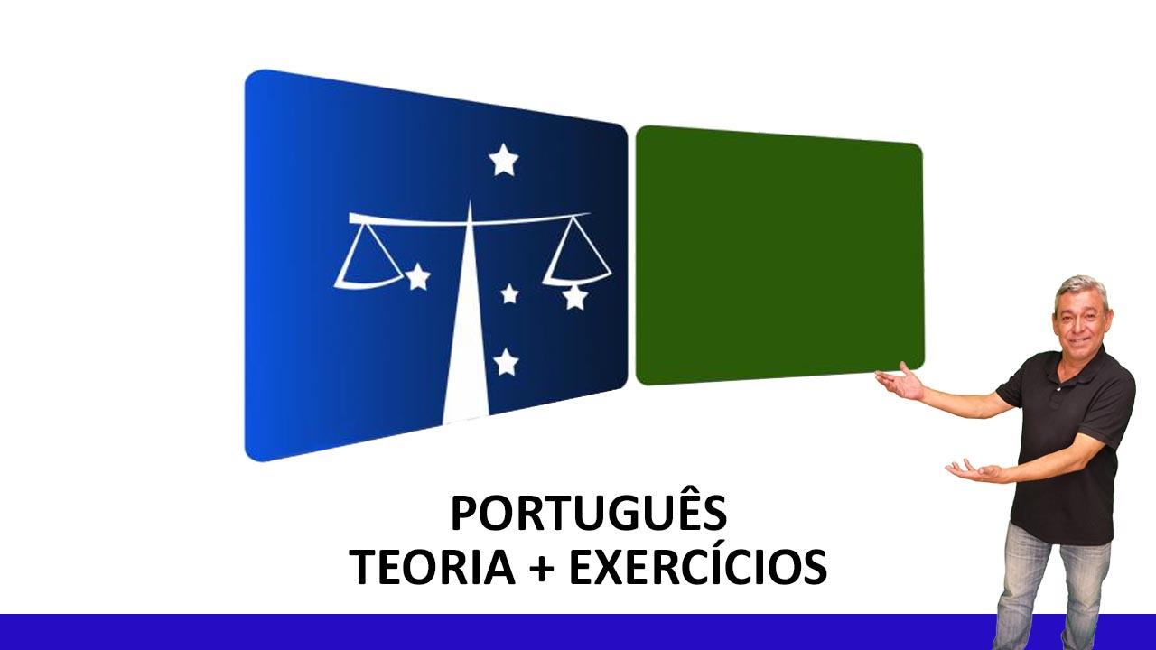 Português para o TJ/PR