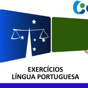 Exercícios de Língua Portuguesa – TJ/PR – CESPE