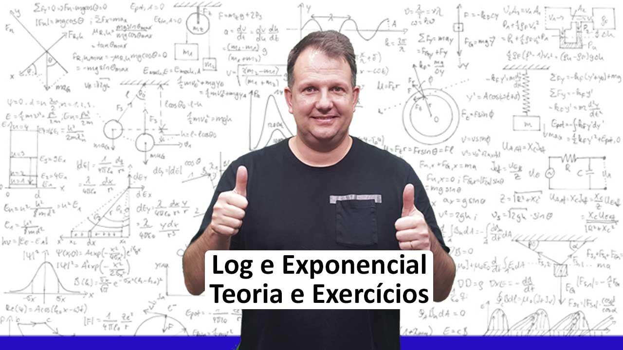 Logaritmos e Exponencial